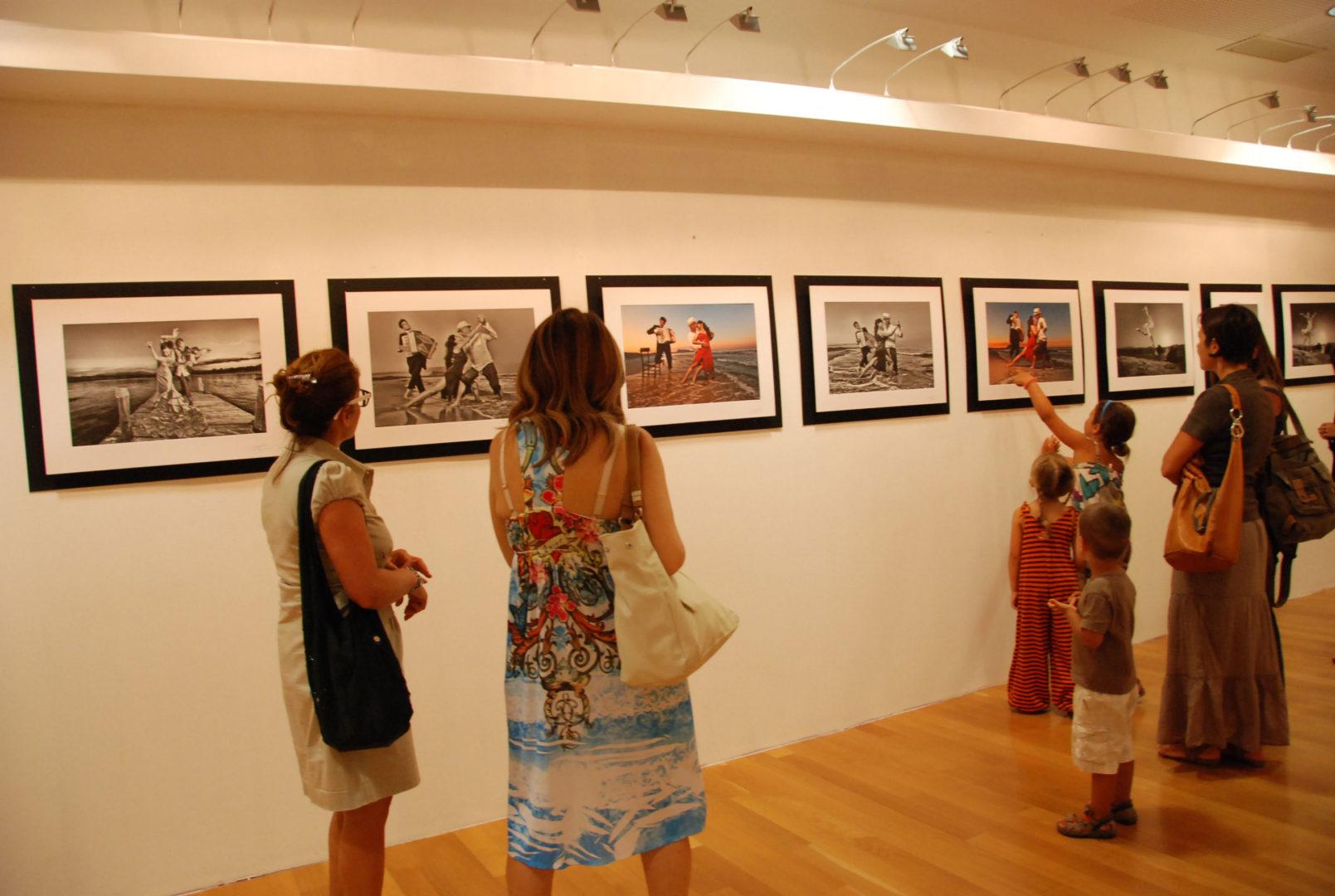Foto mostra 50 visioni Giuseppe Ortu